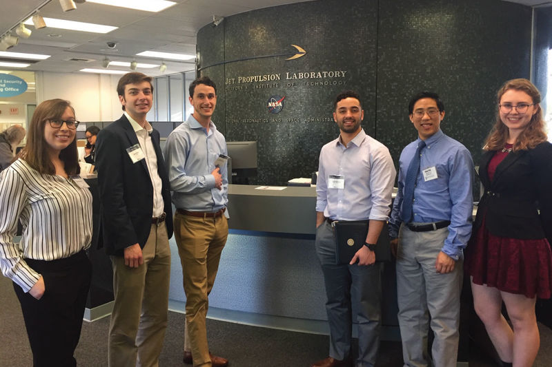 This was the first year for students to participate in the Aerospace Career Trek. Students gained exposure to the many career paths available within the industry, learned first-hand the importance of networking, and were able to see the innovation and the technology that is being used to protect our country and push limits in space exploration.